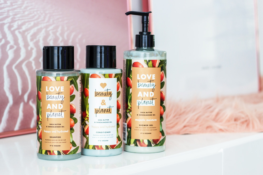 Love Beauty and Planet Products Review