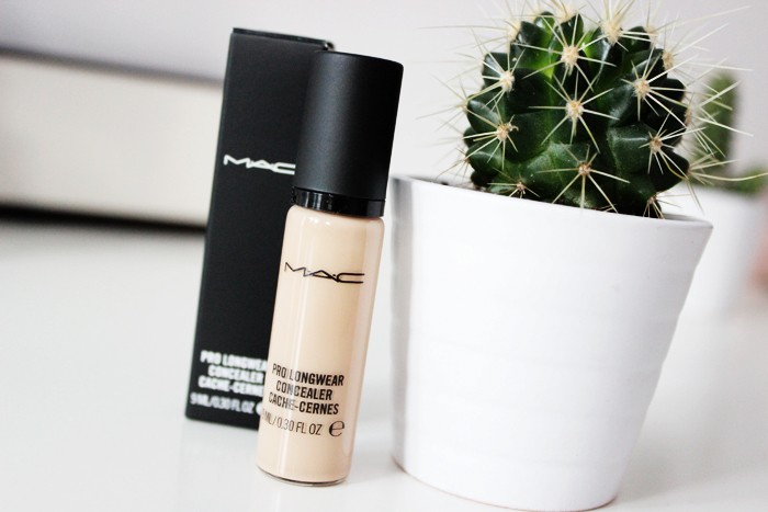 REVIEW | MAC Pro Longwear Concealer NC15
