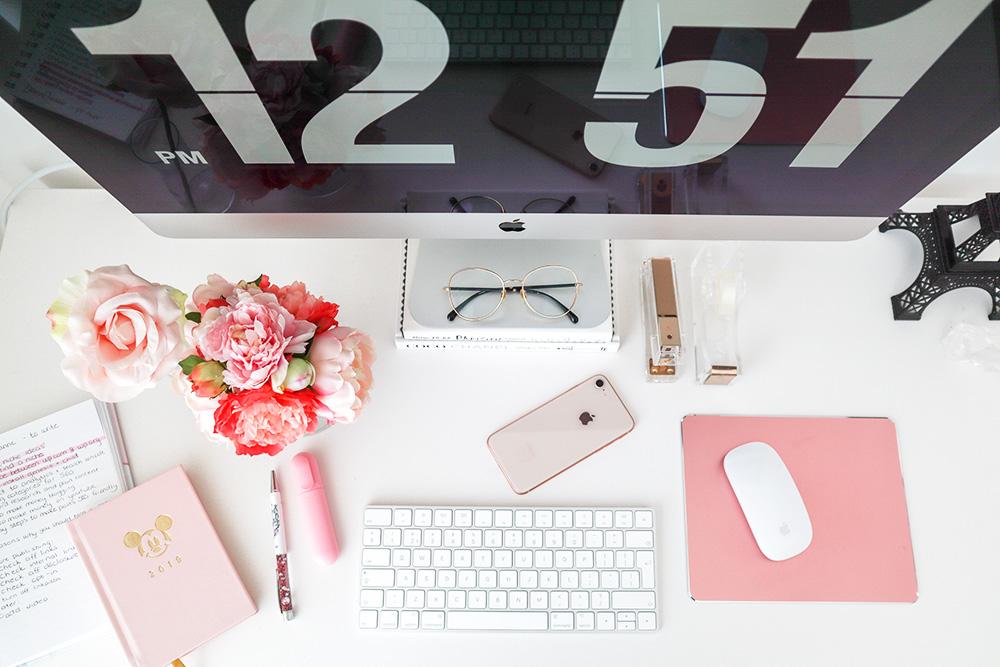 Blogging niche setup